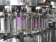 Monoblock 3 In 1 Carbonated Drink Filling Machine For Glass Bottle